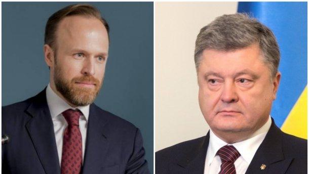 Петр Порошенко уволил Филатова с должности заместителя главы Администрации президента