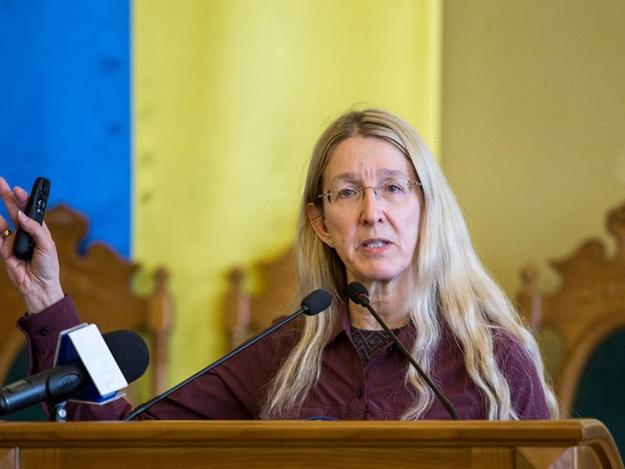 Руководительница МОЗ Супрун рассказала, почему уехала из Украины сразу после инаугурации Зеленского