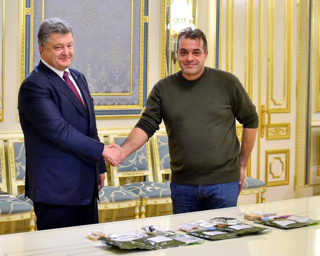 И снова громкая отставка: советник Порошенко Бирюков написал заявление об увольнении