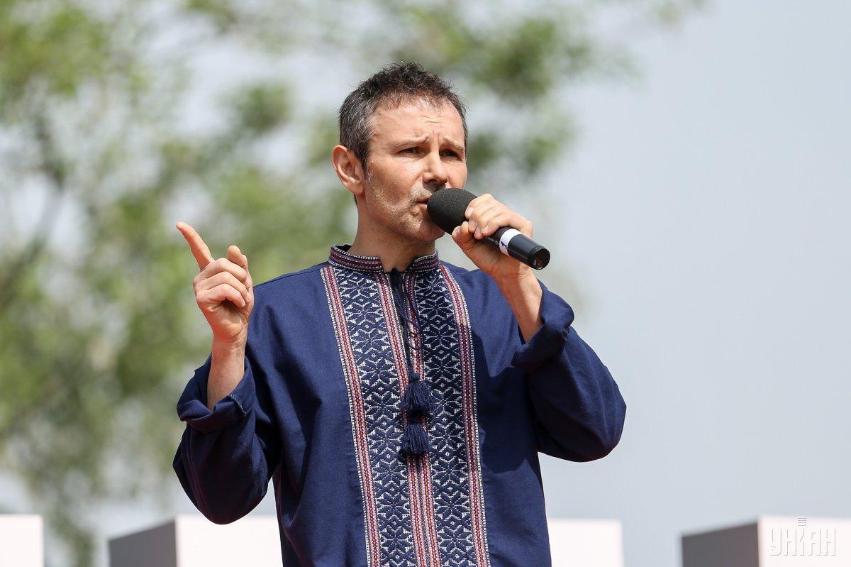 «Не с политическими брендами»: Вакарчук рассказал, с кем готова объединиться партия «Голос»
