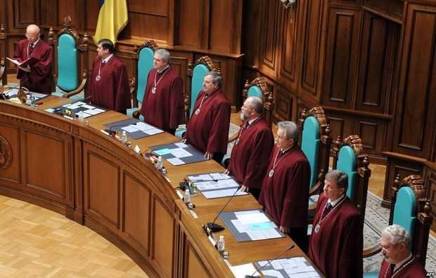 «Не воспринимался другими судьями»: Советник Зеленского прокомментировал увольнение главы КС