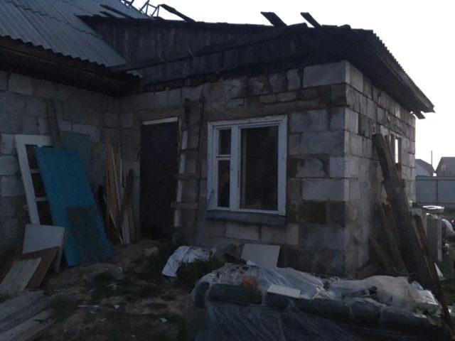 Мощный пожар вспыхнул в Ровно, никто не выжил: появились кадры трагедии