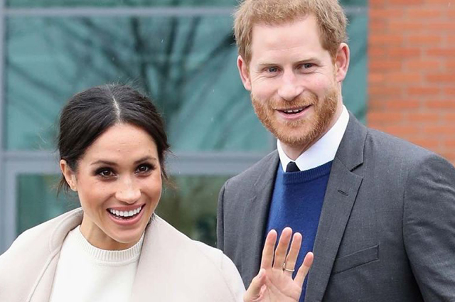 «Вы только взгляните на ножки Арчи»: Гарри и Меган тронули Сеть новым снимком с новорожденным сыном