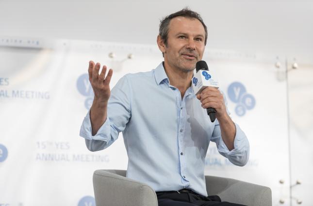 Вакарчук представил партию «Голос», с которой пойдет на выборы в Раду