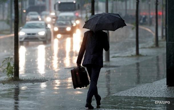 Постоянные дожди и немного солнца: погода на неделю в Украине