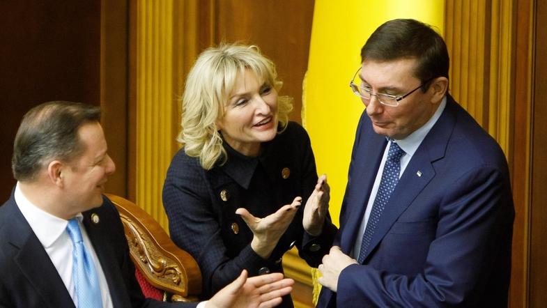 «Накануне инаугурации»: Луценко сложит свои полномочия