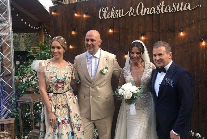 «Совсем плохой знак»: на свадьбе Потапа и Насти Каменских произошло нечто необычное