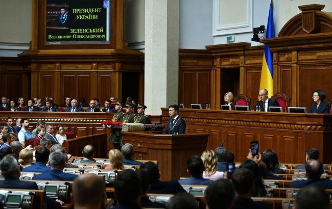 Досрочные выборы в парламент: Зеленский приготовил революционные изменения в закон