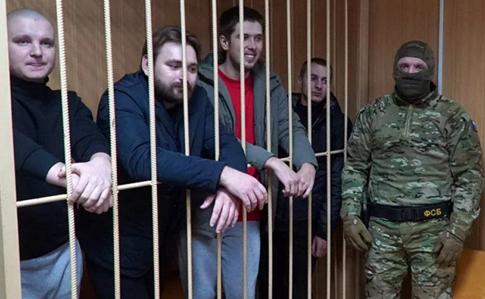 В случае, если моряков не отпустят: Украина хочет добиваться «гамбургских санкций» против России