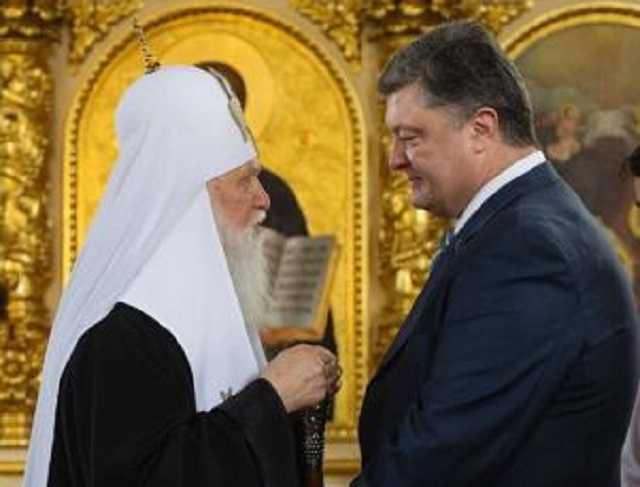 «Дал согласие на ликвидацию»: Филарет сделал крупное заявление в адрес Порошенко