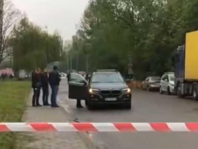 «Потрясающие кадры с места ЧП»: Во Львове «взорвали» известного местного бизнесмена