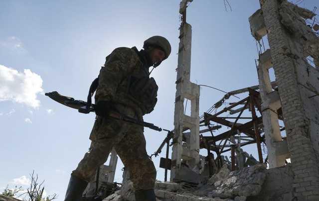 СРОЧНО! Восемь украинских военных попали в плен к оккупантам на Донбассе