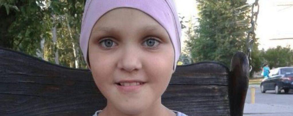 Валерия уже несколько лет борется со злокачественной опухолью