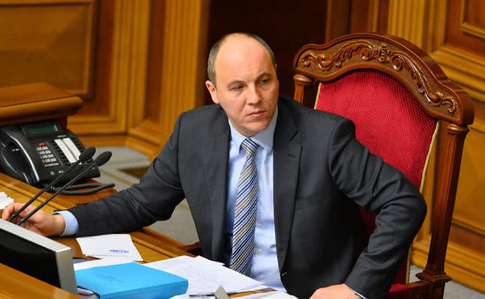 «А Ляшко уже подписи собирает»: Парубий будет обжаловать роспуск парламента в КС