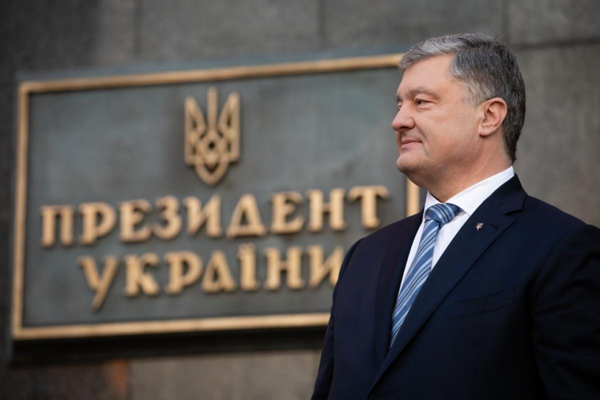 «Ждали его еще с 2016 года»: В ГПУ таки допросили Порошенко по делу Майдана