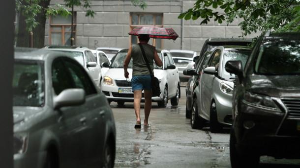 И снова дожди на пару с солнцем: прогноз погоды в Украине на неделю