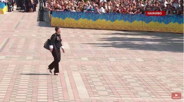 «Нарядилась елочка»: образ Савченко для ивангурации вызвал шквал критики и насмешек
