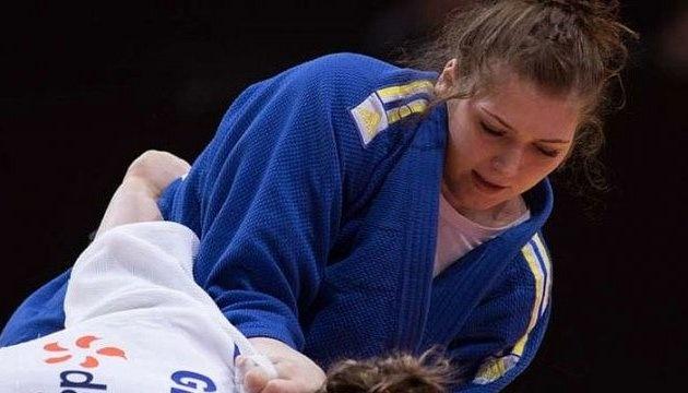 «Феерическая победа»: Украинская дзюдоистка Каланина завоевала «золото» на турнире Grand Slam в Баку