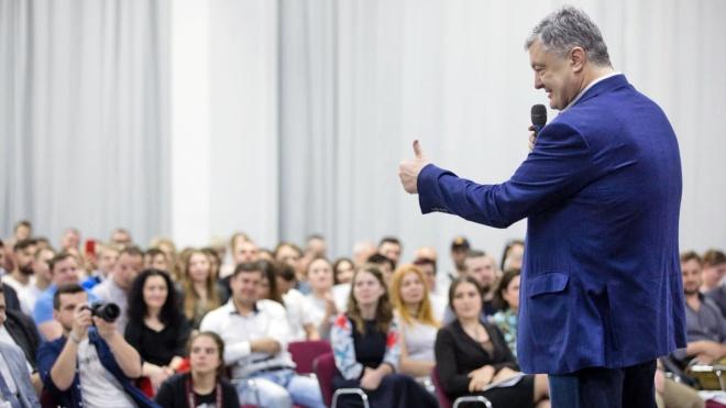 «Странное у нас очищение получается»: стало известно, кто станет руководителем избирательного штаба Порошенко