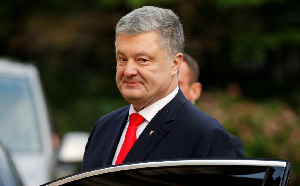 Даже скандальный экс- «регионал» получил Порошенко в конце каденции понароздавав орденов