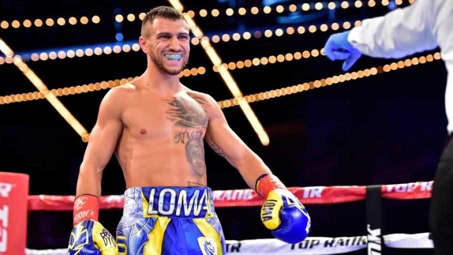 Украинца Ломаченко признали лучшим боксером мира независимо от весовых категорий