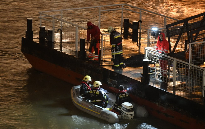 Смертельная трагедия в Будапеште: туристический корабль пошел ко дну, столкнувшись с другим судном
