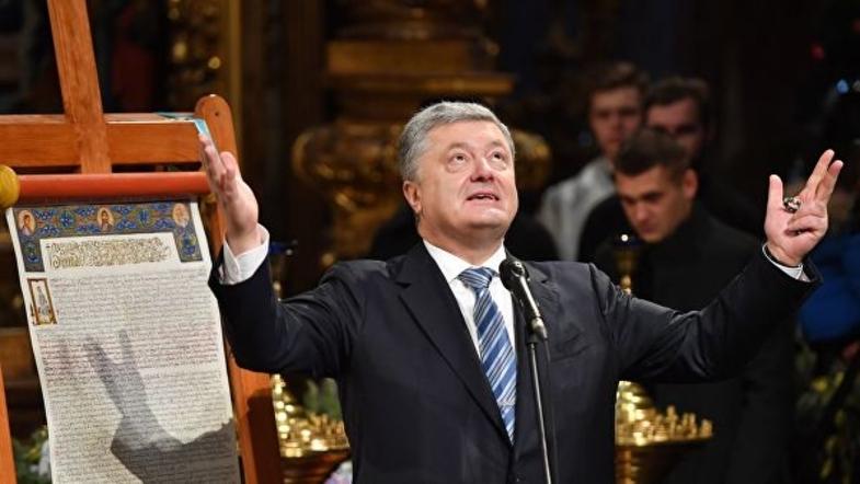 «Врал везде. А расхлебывать нам»: Украина получила Томос обманом. Скандальное заявление