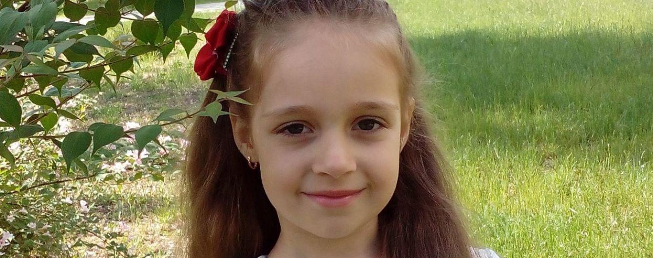 Опухоль ставит под угрозу жизнь 7-летней Ульянки