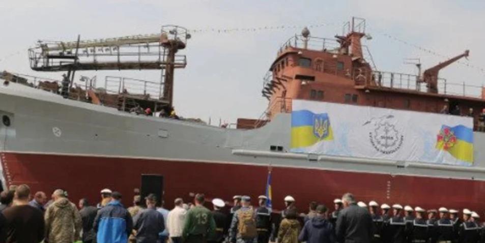 Людей Порошенко поймали на подлом обмане с новым военным кораблем