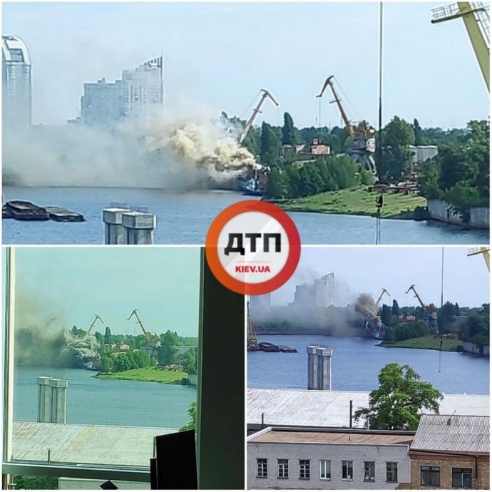 «Петя сервера уничтожает»: Пожар на экс-заводе Порошенко, который больше всего заработал на хищении «оборонки»