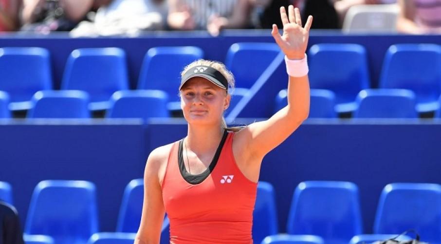Фантастическая победа! 19-летняя украинка Даяна Ястремская выиграла теннисный турнир в Страсбурге