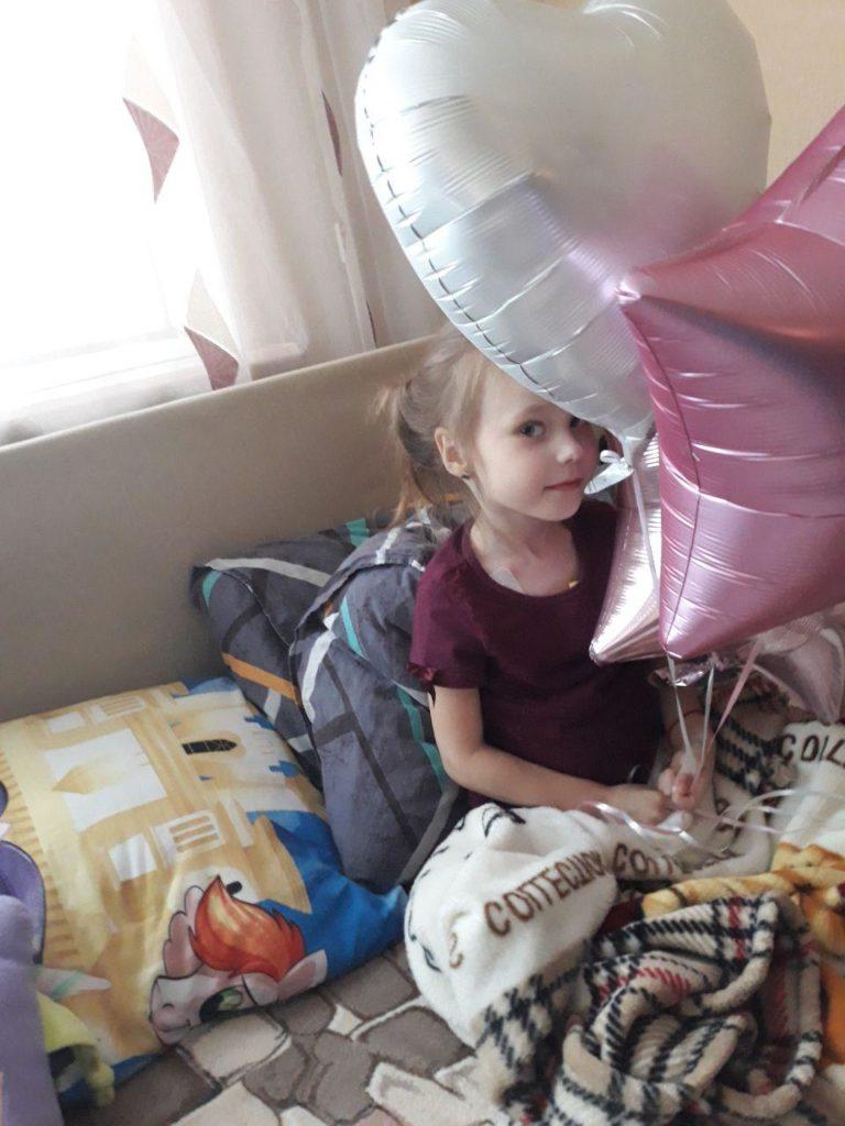 Помоги Еве побороть рак!
