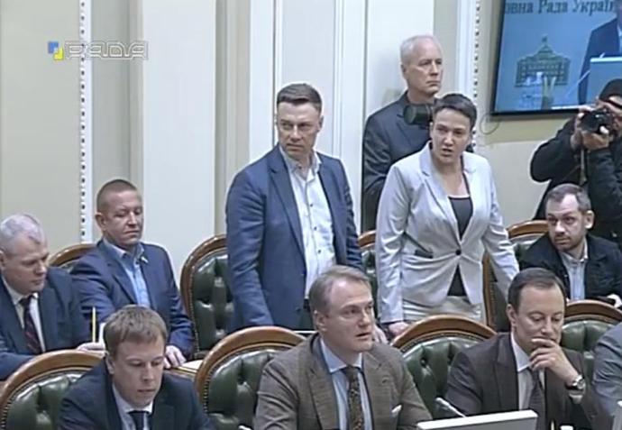 «Требовали рассмотреть вопрос инаугурации»: Савченко и Куприй пытались сорвать заседание согласительного совета