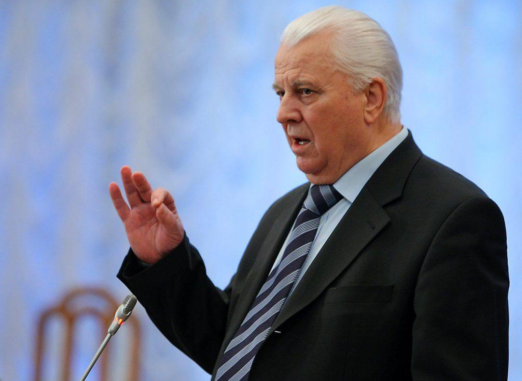Нужно идти двумя путями, – Кравчук дал Зеленскому совет по Донбассу