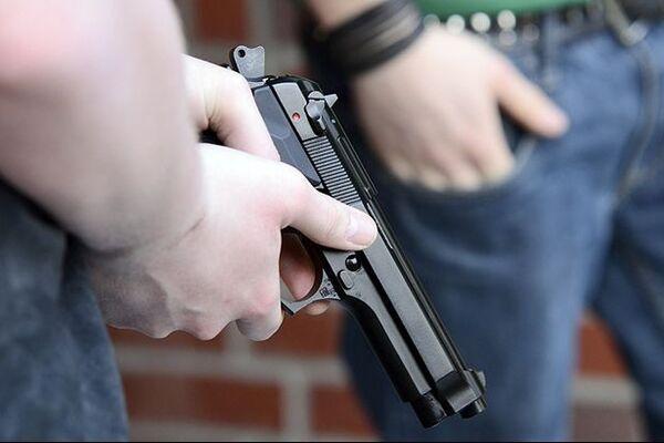 «На глазах у толпы выпустил шесть пуль в упор»: В Харькове расстреляли майора полиции посреди улицы