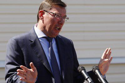 На должность Луценко уже появился новый претендент: разгромное заявление о Генпрокуроре