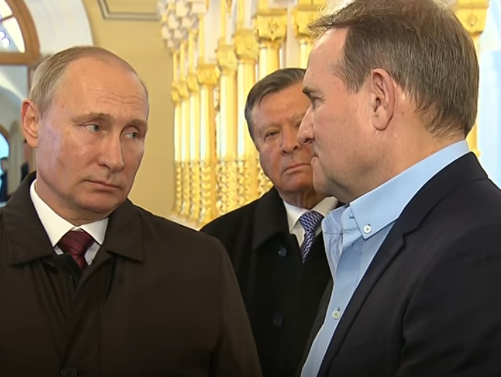 Волкер заявил, что близость Медведчука к Путину вызывает глубокую обеспокоенность общества