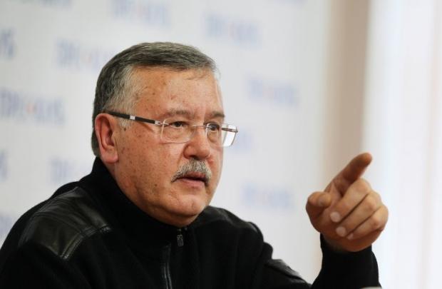 «Это близорукая страусиная политика»: Гриценко высказался за «неотложную» инаугурацию Зеленского