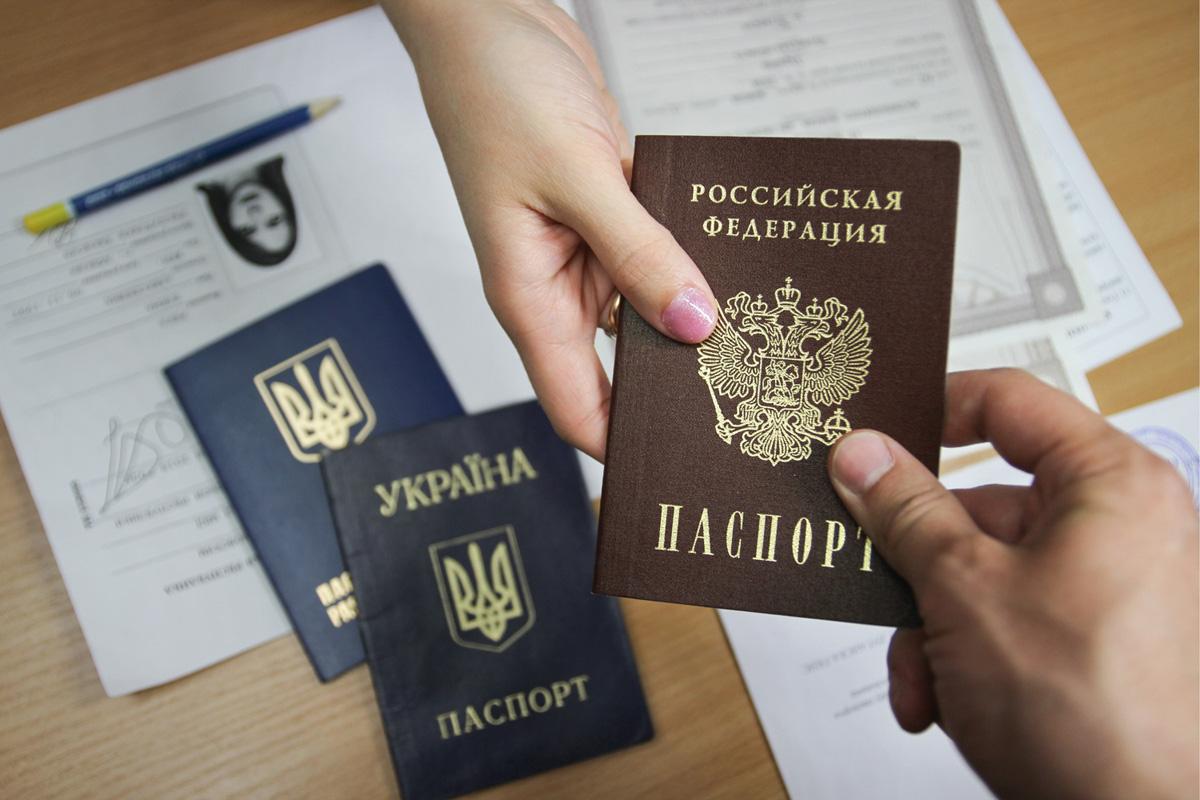 Издано распоряжение: Боевиков так называемых «Л / ДНР» заставляют получать российские паспорта