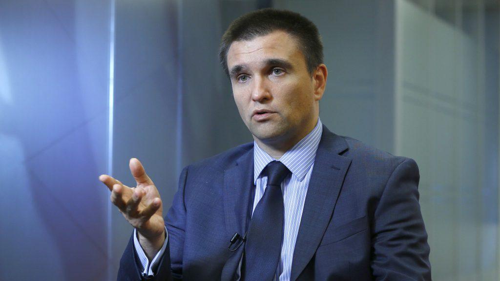 «Это соответствует моим планам»: После встречи с Зеленским Павел Климкин решил предложить свою отставку