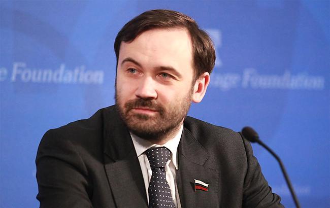 «Это новый этап моей жизни»: Экс-депутат Госдумы Пономарев получил украинское гражданство