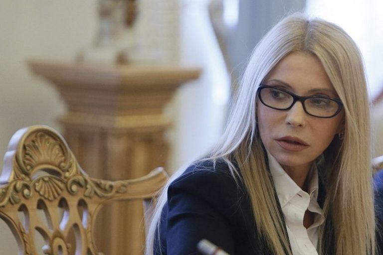Хотела бы предупредить всех депутатов! Тимошенко и Гриценко резко высказались про Роспуск Рады