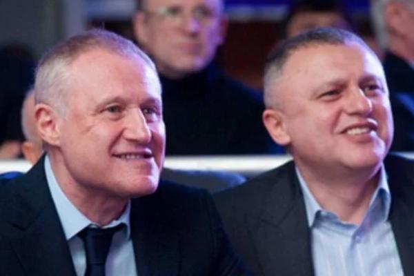 «Сделка на миллионы»: Коломойский рассказал, за что Суркисы будут судиться с Порошенко