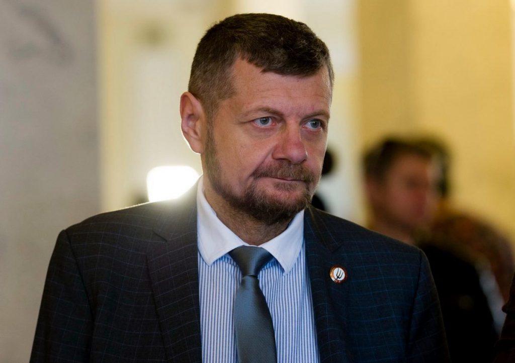 «Баба с возу — кобыле легче»: Ляшко прокомментировал выход Мосийчука из Радикальной партии