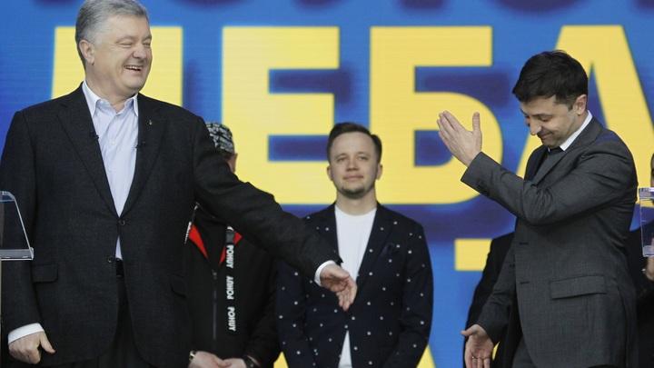 В Администрации Президента состоялась встреча команд Порошенко и Зеленского: первые детали
