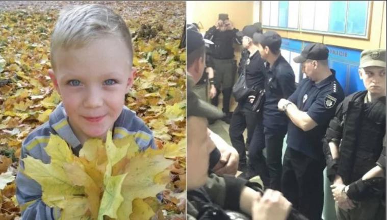 Экс-беркутовец, который странным образом попал в новую полицию «: Стали известны сенсационные подробности об убийцах 5-летнего мальчика