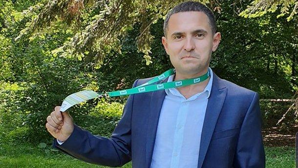 У кандидата от партии «Слуга народа» нашли двойное гражданство. ЦИК проверяет
