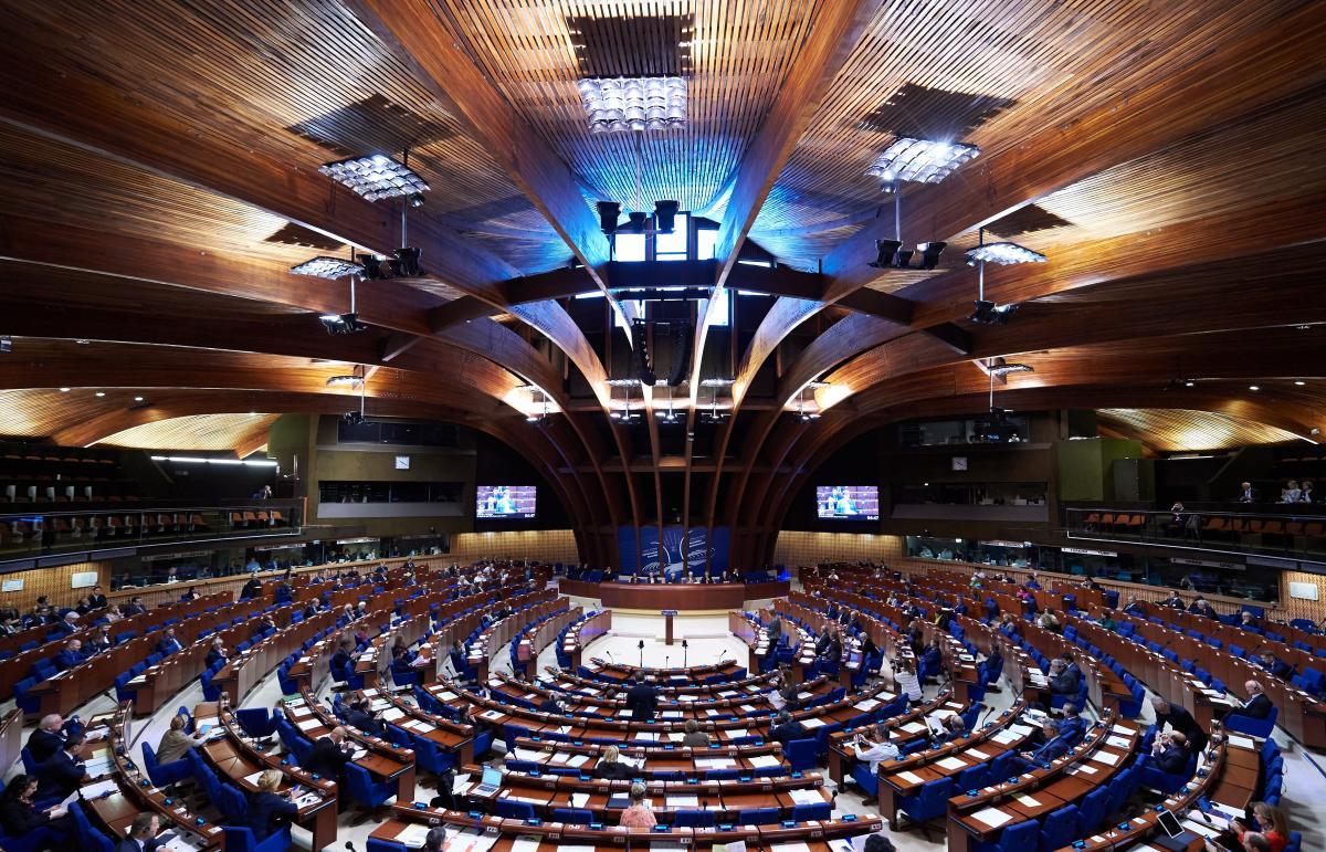 Решение уже принято! Украина приостанавливает свое участие в работе ПАСЕ