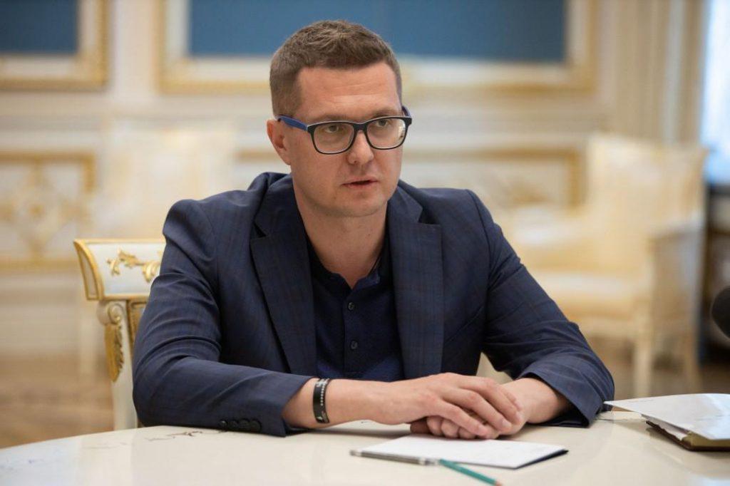«Буду главой СБУ»: Баканов заявил о готовности возглавить Службу безопасности Украины