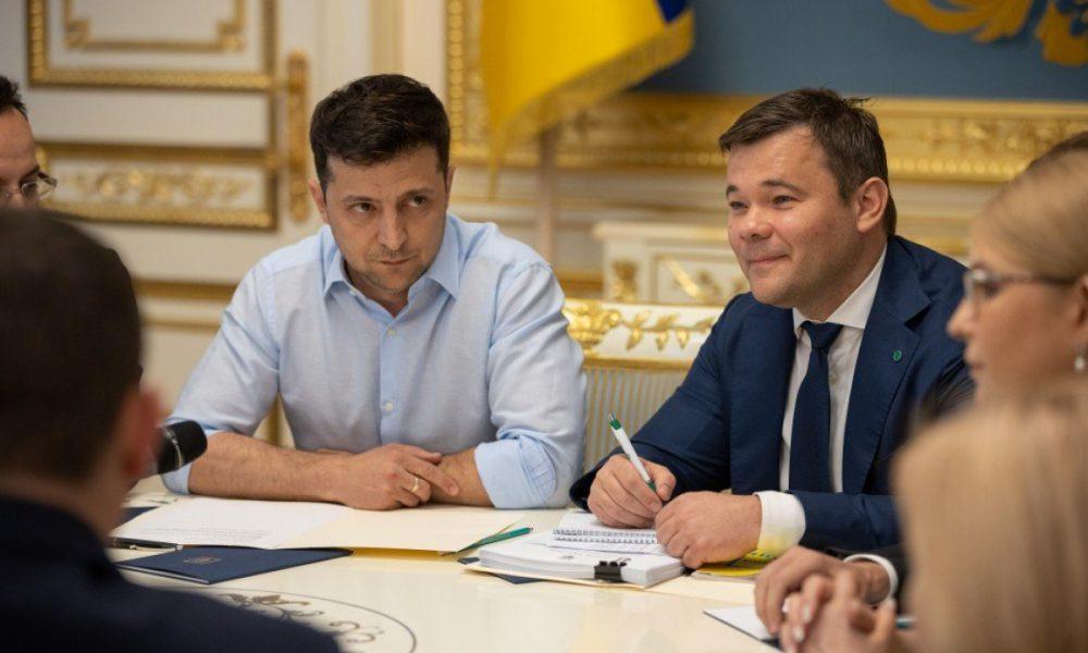 Ничего себе! У Зеленского назвали имя премьер-министра: сейчас он сидит в кабинете Кучмы